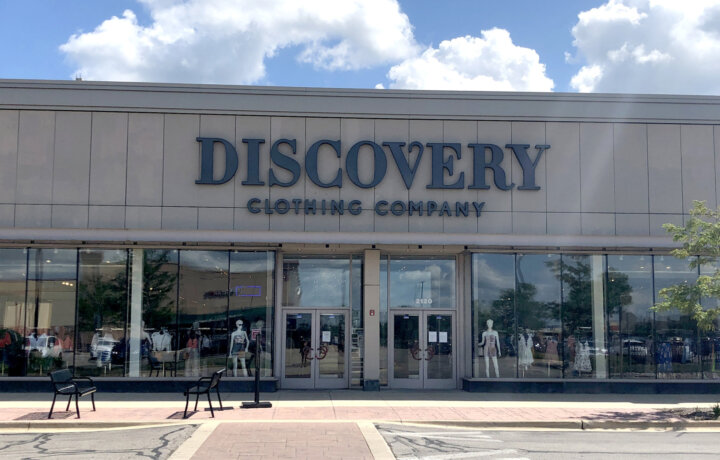Discovery clothing 7-20