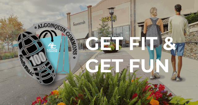 Get Fit, Get Fun Graphic